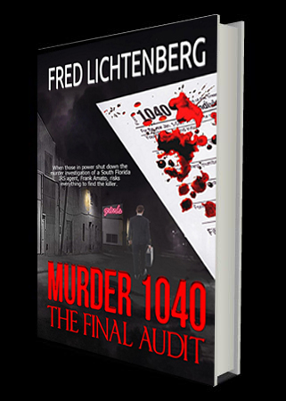 Murder 1040: The Final Audit | Fred Lichtenberg
